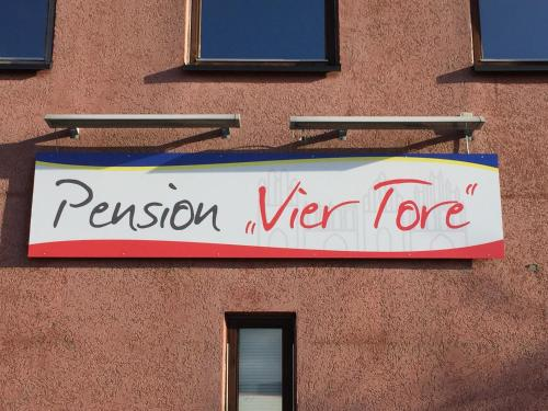 Pension ,,Vier Tore