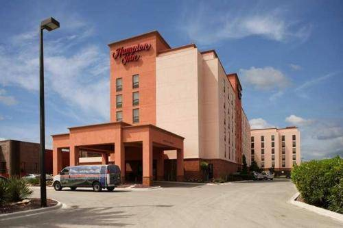 Hampton Inn Saltillo Airport Area