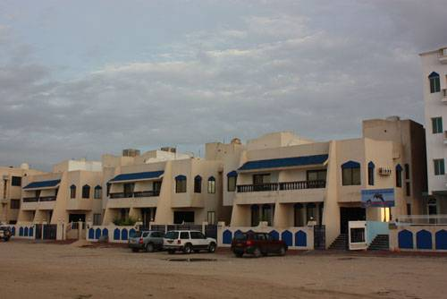 Salalah Beach Villas-Beach Spa