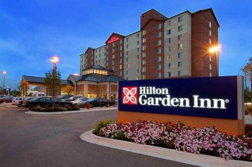 Hilton Garden Inn Chicago O