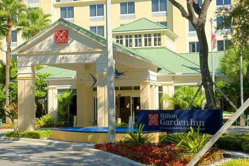 Hilton Garden Inn Fort LauderdaleAirport/Cruise Port