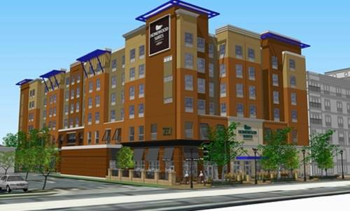 Homewood Suites by Hilton Rochester Mayo Clinic-St. Marys Campus