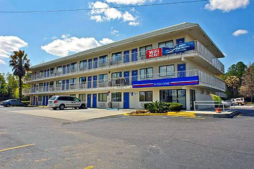 Motel 6 Mobile West - Tillmans Corner