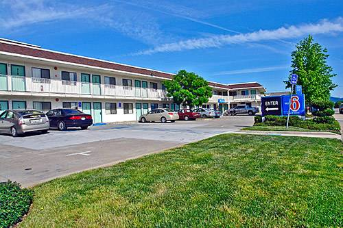 Motel 6 Redding North