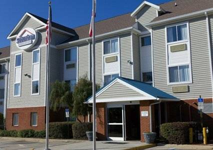 Suburban Extended Stay Hotel Pensacola PNS/NAS