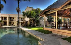 The Cycad Lodge & Chalets Hotel  Hotels  Nelspruit