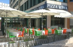 Restaurante Pizza Roma