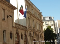 Embassy of Portugal in Paris