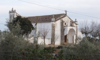 Church of St. Peter of Evoramonte
