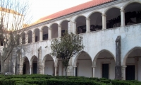 Cloister of the Convent of the Maltesas (Estremoz)
